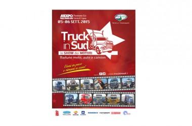 """""""Truck in Sud"""", il raduno di fine estate per gli appassionati di Motori"""