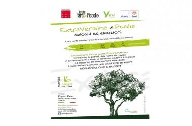 ExtraVergine di Puglia a Expo in Città – 2° incontro 16/07 ore 17 Milano