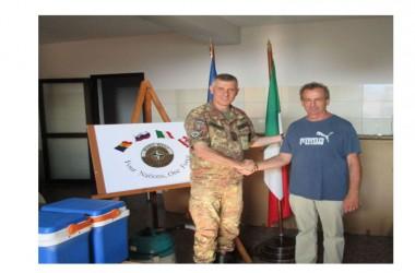 Kosovo, il Cimic Italiano in prima linea a favore della popolazione locale