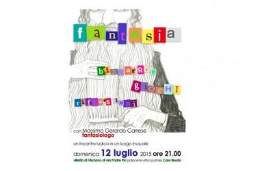 Giochi e divagazioni fantasiologiche con Massimo Gerardo Carrese