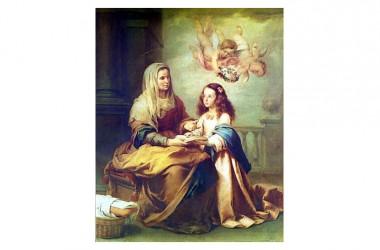 Sant' Anna Madre della Beata Vergine Maria – 26 luglio