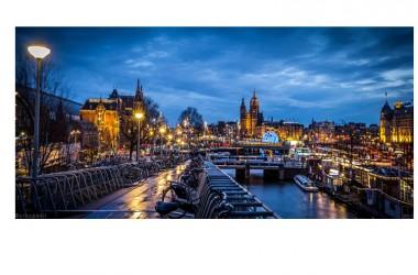 Elisa racconta il suo primo viaggio ad Amsterdam