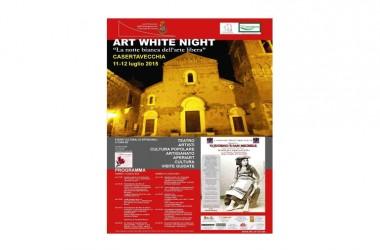 Casertavecchia – White Night – La notte bianca dell'Arte Libera.