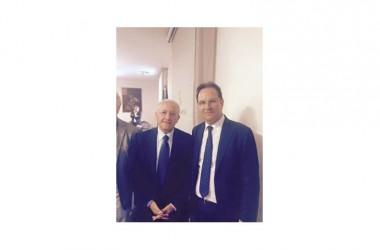 Nuovi fondi alle province, Di Costanzo incontra il governatore De Luca