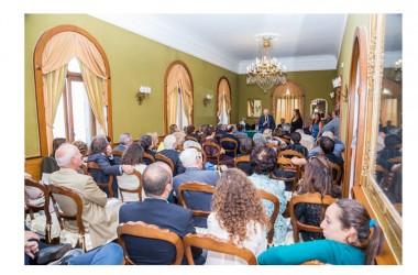 Renato Scarpa inaugura a Casapesenna un centro di aggregazione sorto in un bene confiscato