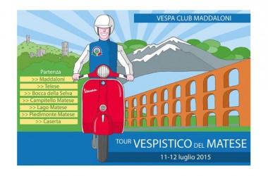 Maddaloni, domani al via il Tour del Matese grazie al vespa Club di Maddaloni