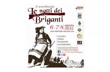 """""""Le Notti dei Briganti"""" compie dieci anni."""