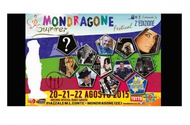 Mondragone Festival: Musica, Street Food dal 20 al 22 Agosto