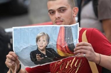Arrivo profughi siriani in Germania
