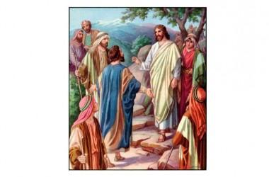 Vangelo di domenica 13 Settembre 2015