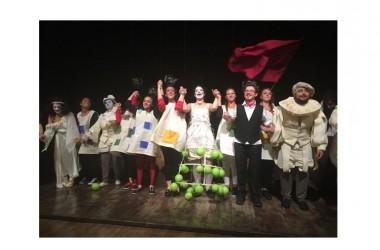 Cosa sognano le nuvole – spettacolo omaggio a Pasolini per Estate a Napoli 2015: Femmena