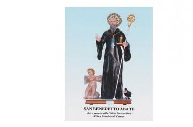 Caserta, entrata nel vivo la festa della comunità di San Benedetto Abate, preghiera inedita a Sant'Anna