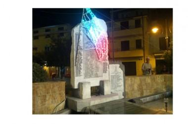 L'Amministrazione Comunale ha commemorato i caduti del 9 settembre 1943