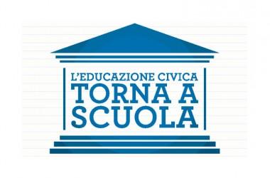 Campagna per ritorno educazione civica nelle scuole