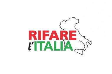 Comunicato Stampa Rifare l'Italia Caserta