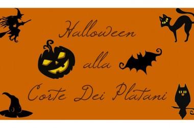 """Spettacolare serata di Halloween all'Agriturismo """"La Corte dei Platani"""""""