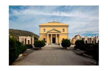 Il 2 novembre alle ore 11,00 riapre la chiesa Madre nel Civico Cimitero di Pozzuoli