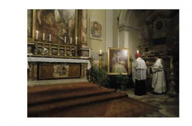 Delegazione di Napoli e Pompei a Roma per PIO XII