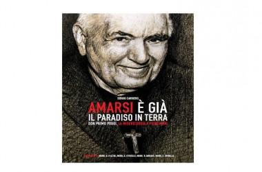 """Don Primo Poggi ospite al liceo Manzoni di Caserta: """"Amarsi è già il Paradiso in Terra"""""""