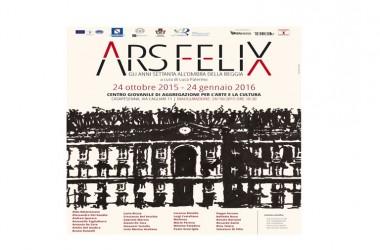"""La Mostra """"ARS FELIX"""" inaugura il centro di aggregazione per l'arte e la culturadi Casapesenna"""