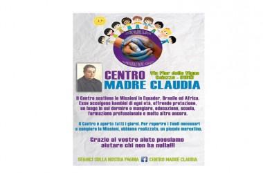 """Caiazzo, mercatini e solidarietà al centro """"Madre Claudia"""""""