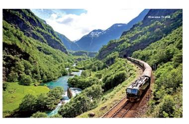 Il viaggio e il treno