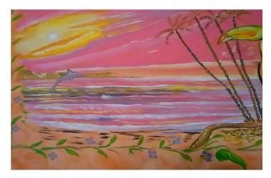 I dipinti da leggere di Farfallino. MONDRAGONE ancora un contesto difficile per la diffusione dell'arte