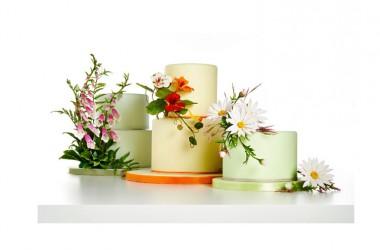 """Nozze in Fiera """"Sposa"""" il cake design"""