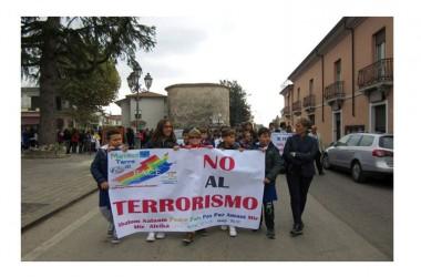 Tenutasi con successo nel Matese la Marcia per la Pace per dire NO al terrorismo