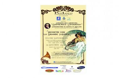 Grande Musica & Solidarietà: il 3 dicembre partono le iniziative della Pro Loco Castellammare di Stabia