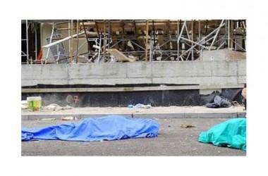 Operai morti al cantiere, Raccio dichiara il lutto cittadino