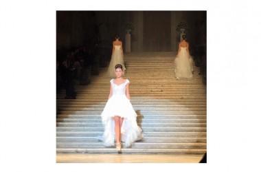 Event, la moda di Michele Del Prete nel segno di Theleton alla Reggia di Caserta
