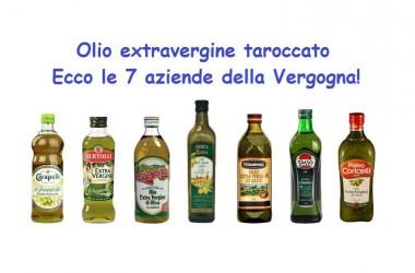 «Olio d'oliva venduto come extravergine»:  Indagate 7 aziende italiane