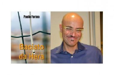 """Presentazione del libro """"Baciato da Hera"""" per Sabato 12 dicembre alle ore 17:30."""