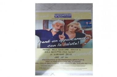 """""""Prendi un appuntamento con la salute"""", screening gratuito: l'11 dicembre a Gioia Sannitica. Fiorillo: """"Puntiamo alla prevenzione!"""""""