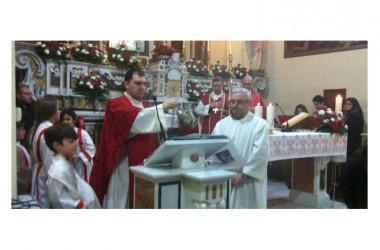 Festività del Santo Natale 2015 nella Parrocchia Maria SS. Assunta in cielo