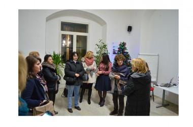 Grande successo per il workshop al femminile su come valorizzare il proprio aspetto tenuto da Anna Pernice