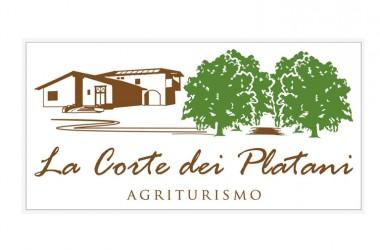 """Cancello ed Arnone: L'Agriturismo """" La Corte dei Platani""""."""