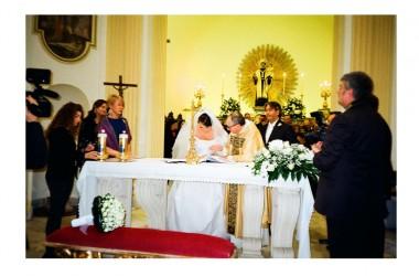 Adriano Assante di Cupillo e Lucia Fiammenghi sposi dell'anno