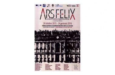 'Ars Felix': non solo una mostra d'arte, ma un modo di dire NO a Gomorra