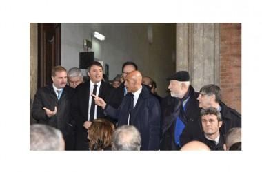 Renzi a Caserta, Di Costanzo: speriamo che la sua presenza possa essere di buon auspicio per la crescita della Reggia