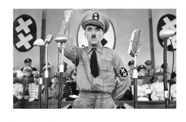 """Al cinema/teatro Ricciardi di Capua: il cinema ritrovato"""". Lunedì 11 gennaio """"Il grande dittatore"""" di Charlie Chaplin"""
