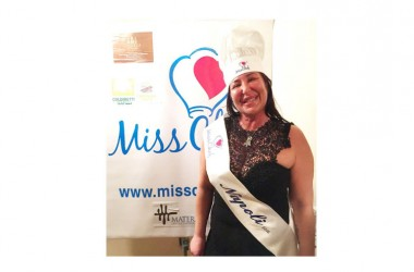 Miss Chef Napoli 2016 è Lisa Buonocore