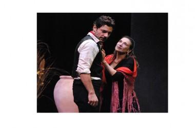 """Giovedì 4 febbraio: Lina Sastri in """"La Lupa"""" di Giovanni Verga, al Teatro Ricciardi di Capua"""