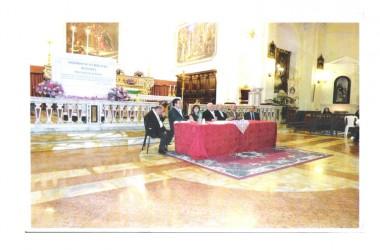Premio nazionale di poesia religiosa – MATER DEI –