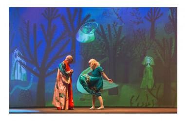 """Giovedì 25 febbraio: Peppe Barra in """"Sogno di una notte incantata"""", al Teatro Garibaldi di Santa Maria Capua Vetere"""