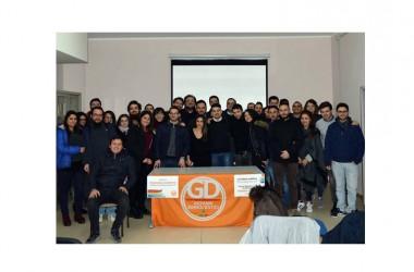 I Giovani Democratici a Recale per Francesca Scarpato: «Siate i GD che vorreste avere»