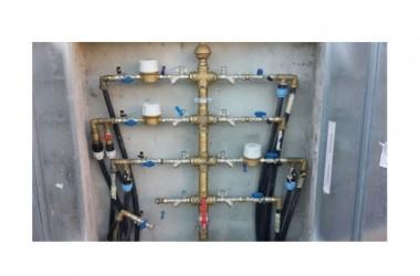 Castelvolturno: furti di contatori idrici. La Volturno Multiutility