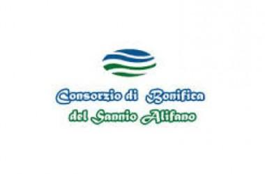 Consorzio di Bonifica del Sannio Alifano: chiarimenti