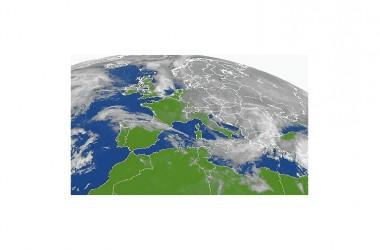Pioggia, neve e venti fortissimi in arrivo. Il ciclone Davide stende l'Italia.